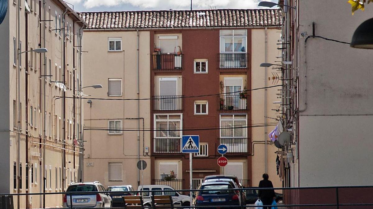 Zona del barrio de San José Obrero donde se ubica el inmueble ocupado. | Javier de la Fuente