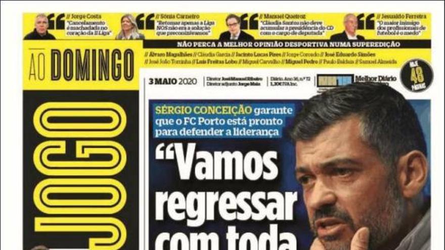 Plan Coquelin, Silva, vuelve el deporte y Messi