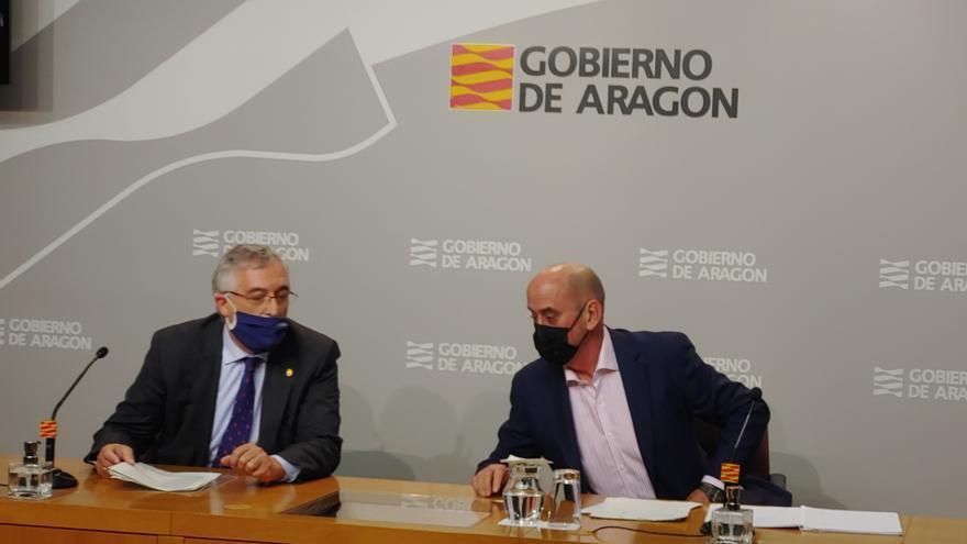 """Olona critica la nueva PAC pero dice que """"Aragón no sale perjudicado"""""""
