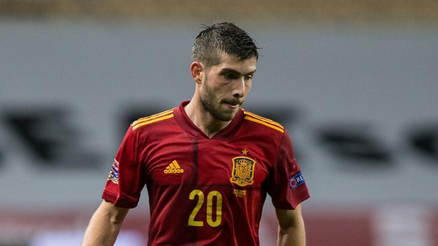 Sergi Roberto sustituye al lesionado Brais Méndez para la Nations League