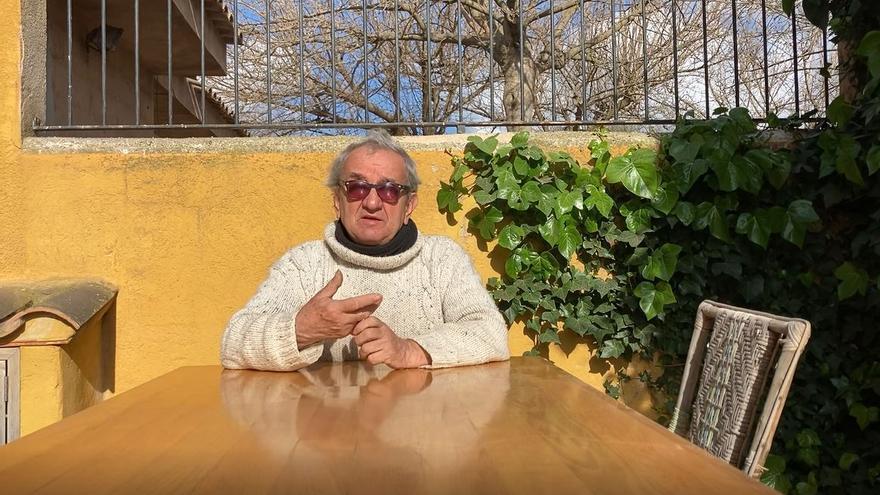 """Joan Bibiloni se enfrenta a Collage, """"un ejercicio de convivencia vital"""""""