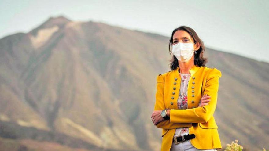 """""""El plan para la recuperación turística de Canarias estará listo el próximo 31 de octubre"""""""