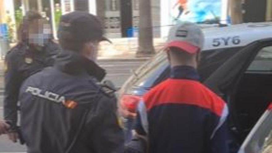 Varios detenidos por la agresión a un menor a la salida de un instituto de Málaga