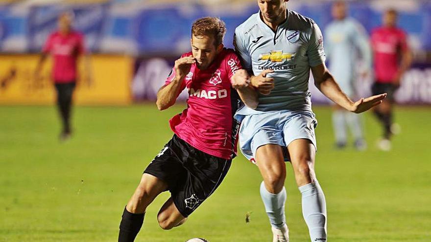 Àlex Granell és a només un esglaó de jugar la Libertadores