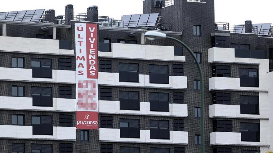 El precio de la vivienda en España subió un 1,8% en el tercer trimestre