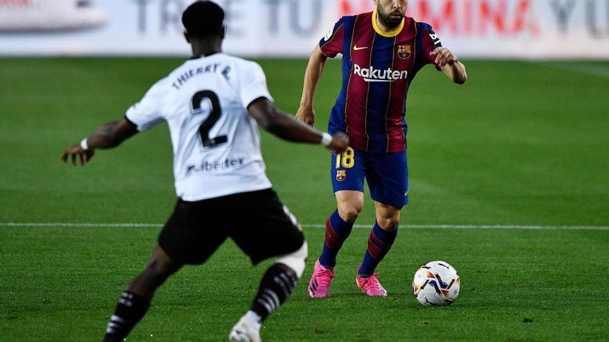 EN IMATGES | València - Barça