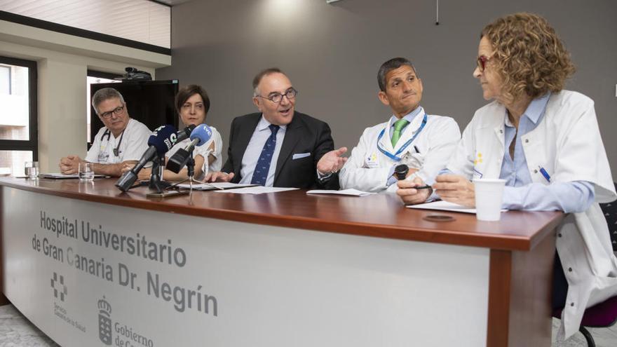Canarias evita el viaje a la Península para trasplante de médula ósea sin parentesco