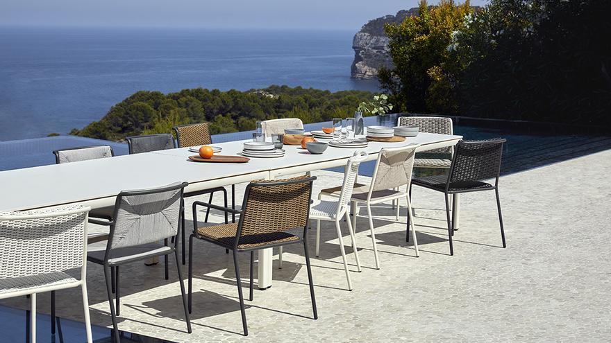 El mejor diseño de muebles de exterior es alicantino y tiene un siglo de vida