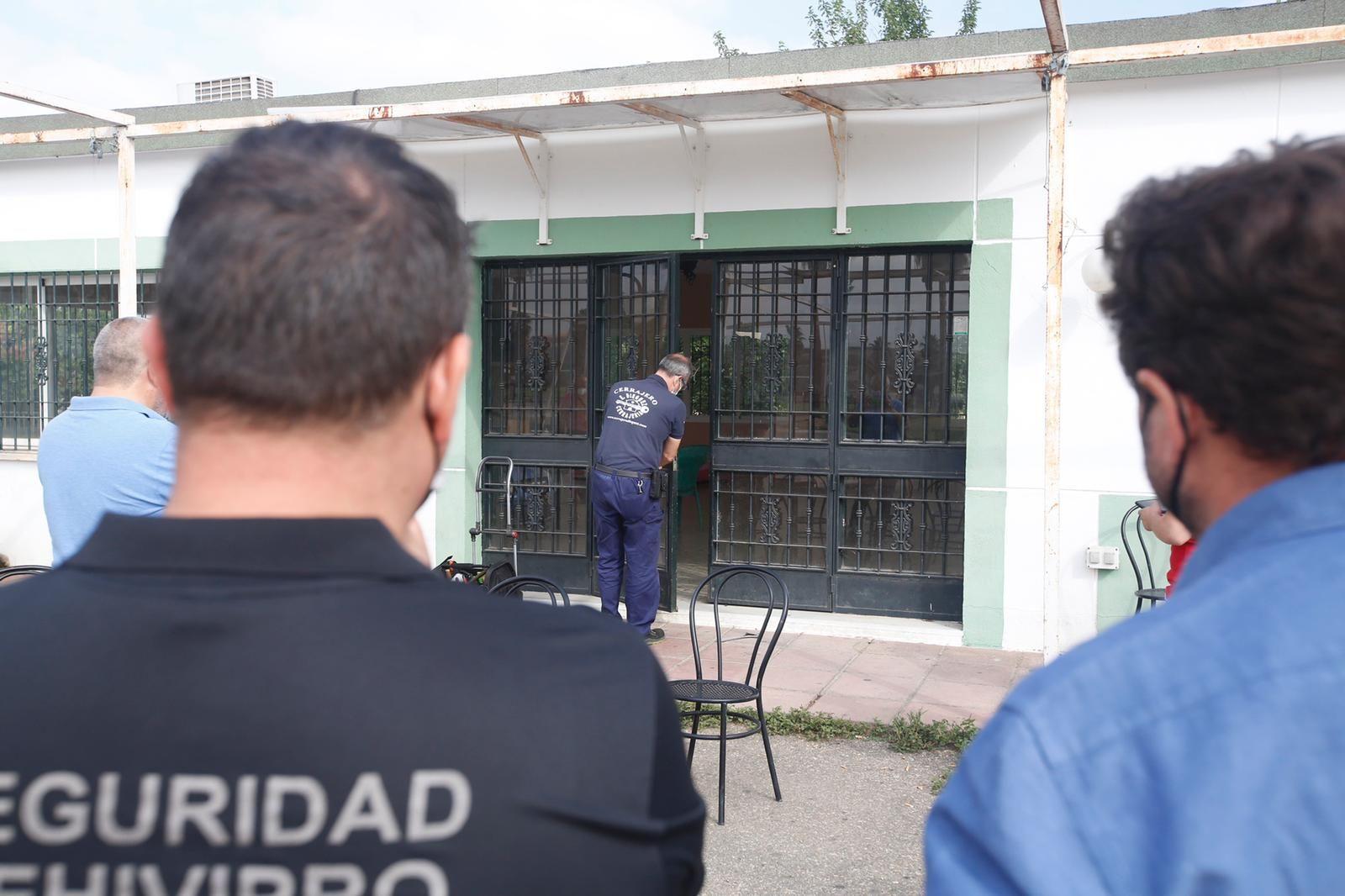 El Córdoba CF se queda sin Ciudad Deportiva