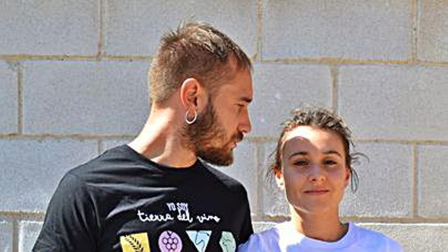 Casaseca crea unas camisetas para fomentar el turismo rural y la comarca