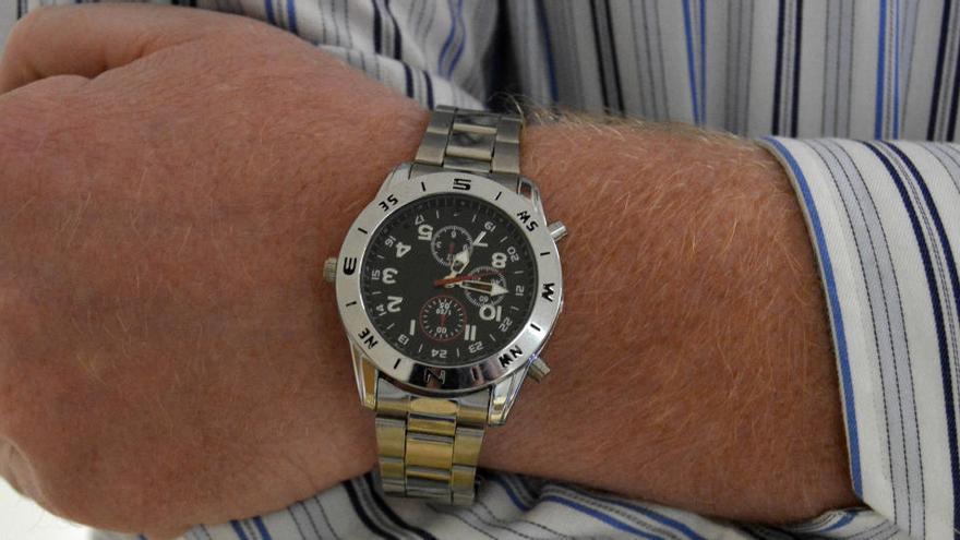 """Gauner """"verschenken"""" neuerdings Rolex-Uhren, statt sie zu klauen"""