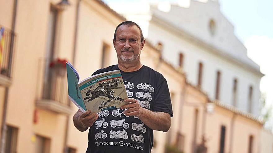 El llibre «Històries Eugenienques» recull catorze faules inspirades a indrets del barri