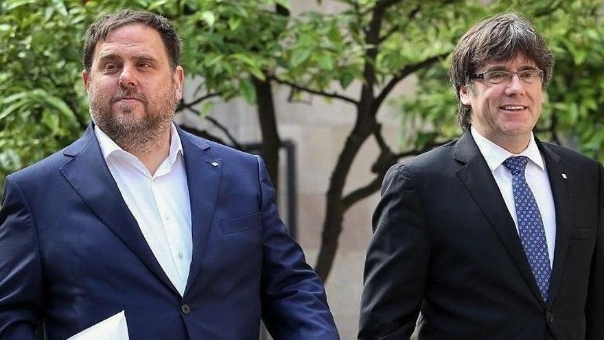 Què passarà amb els escons de Puigdemont, Comín i Junqueres al Parlament Europeu?