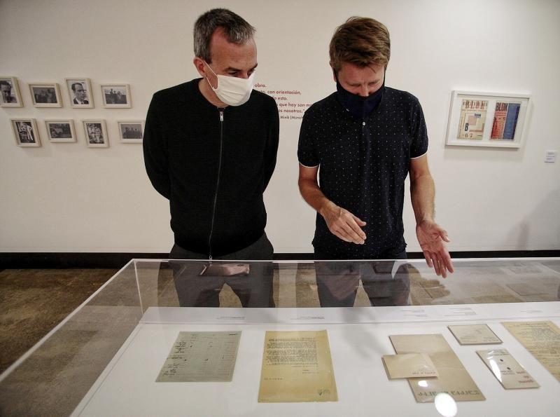 Presentación de la exposición 'Gaceta de Arte y Bauhaus'