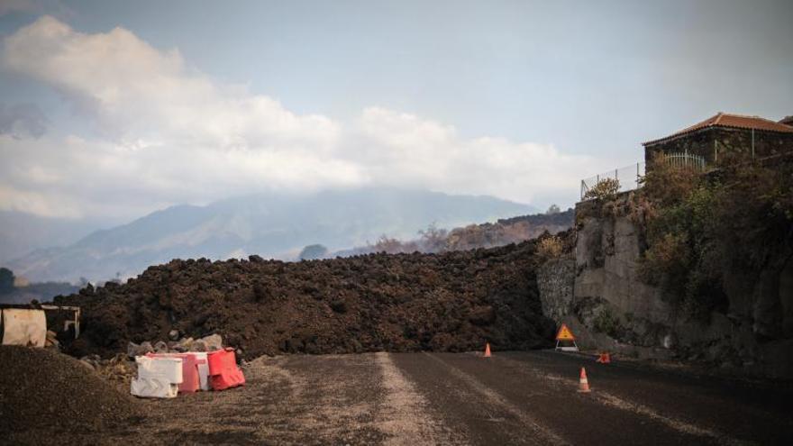 El oeste de La Palma ya es zona catastrófica