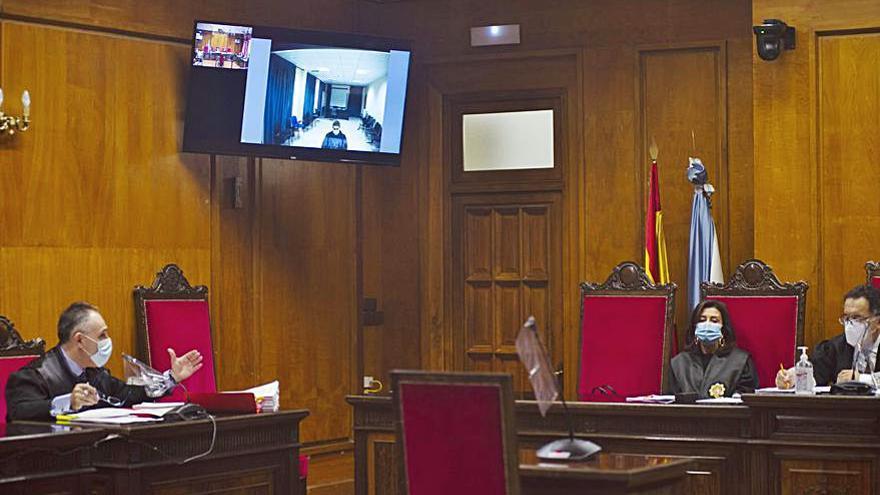 Suspendido un juicio por la falta de consciencia de la realidad de un acusado