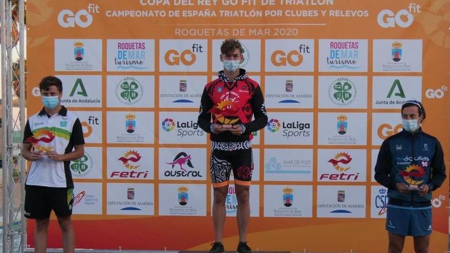 Bronce para el CT Águilas Primaflor en el Campeonato de España por clubes