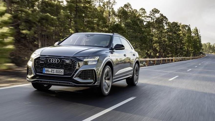 Audi RS Q8: Ha nacido una nueva estrella