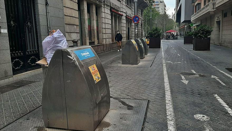 Emaya dejará de instalar contenedores de basura soterrados en las nuevas obras