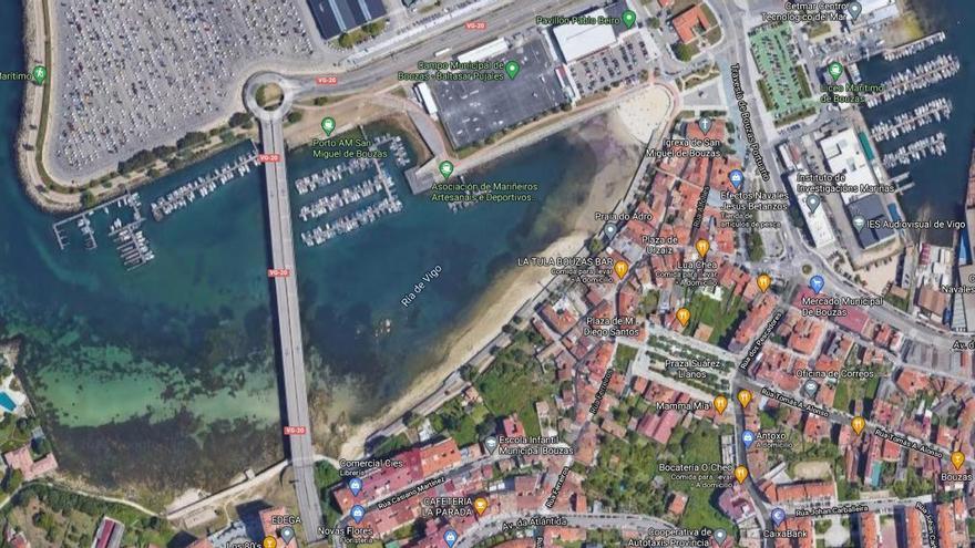 Esta es la solución para edificar en la fachada marítima de Bouzas