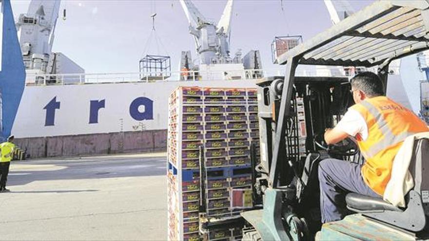La exportación de naranja de Castellón cae en 8 de sus 10 principales mercados