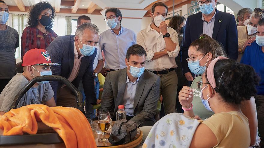 Sánchez regresa a La Palma, donde anunciará nuevas medidas de apoyo