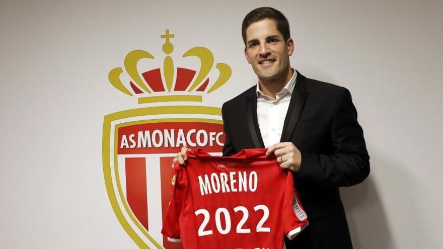 """Robert Moreno: """"Sólo tengo agradecimiento para Luis Enrique"""""""