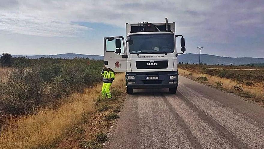 La Diputación de Zamora adjudica el camino de Villarino de Cebal a Cabañas de Aliste
