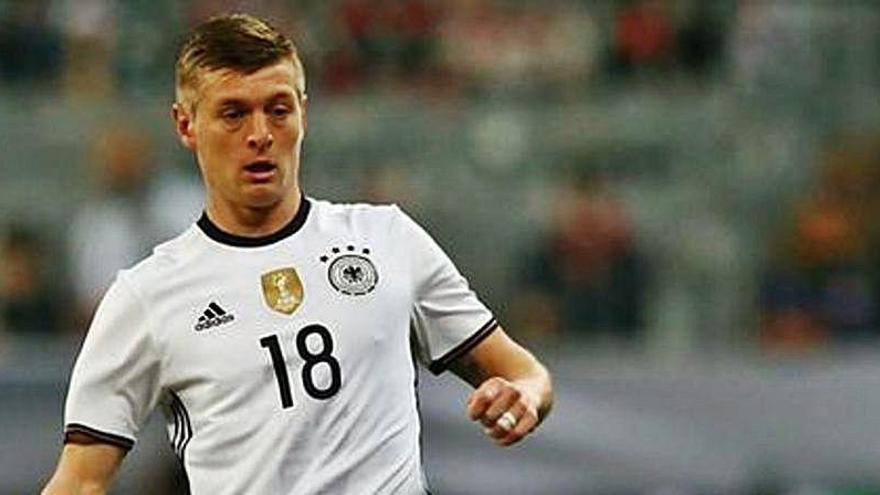 Kroos critica las celebraciones de los goles de Griezmann y Aubameyang