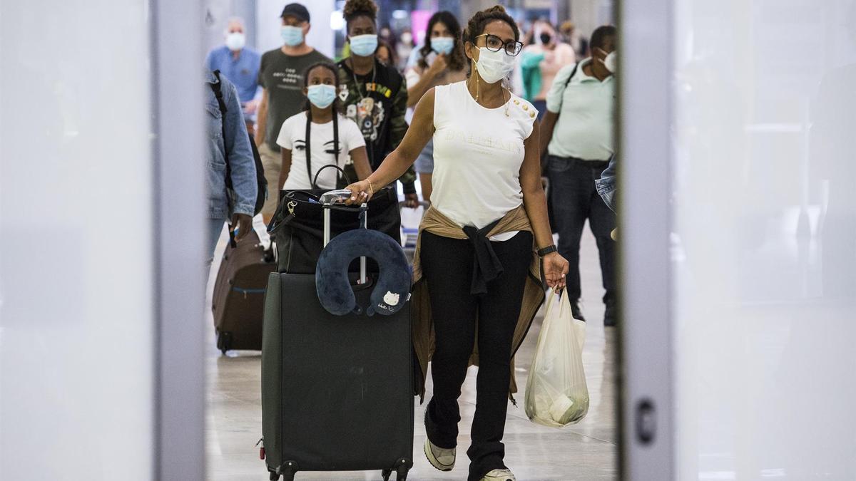 Desde el pasado lunes se permite la entrada de viajeros internacionales.