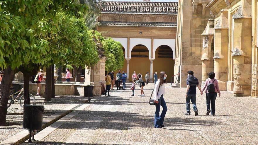 La Mezquita-Catedral permanecerá abierta al turismo durante los fines de semana
