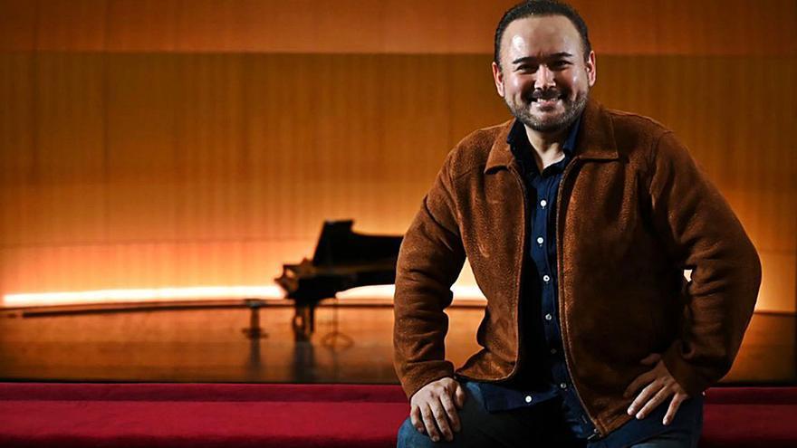 El mexicano Javier Camarena, esta tarde junto a la Sinfónica