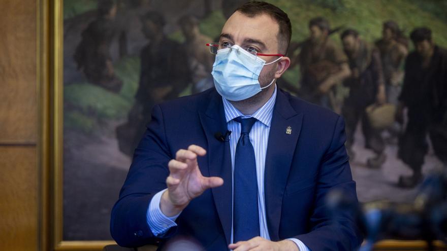 """Barbón: """"Es urgente una armonización para que no exista un auténtico dumping fiscal"""""""