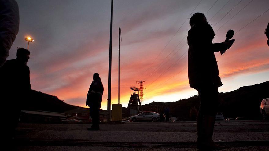 """El testimonio del asturiano que vivió el accidente minero más grave de las últimas décadas: """"Sentí un 'bombazu', que la mina rompía"""""""