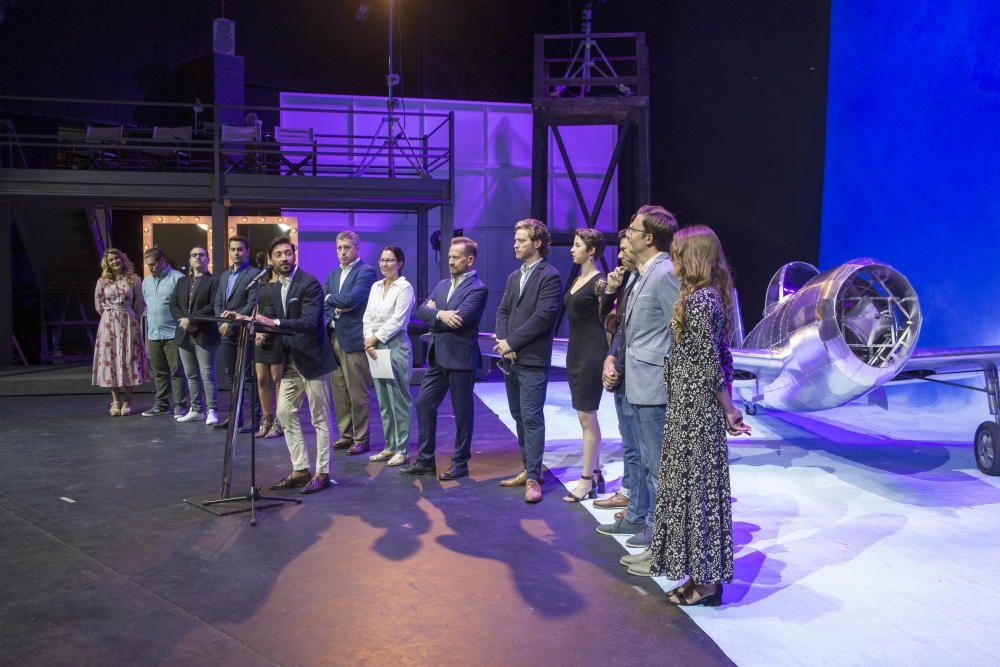 """Presentación de la ópera """"L'elisir d'amore"""""""