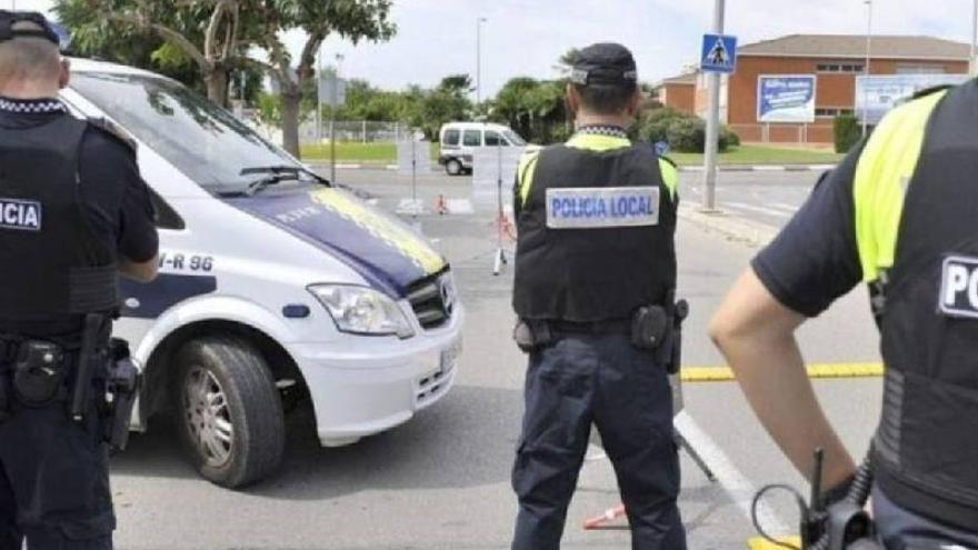 La Policía Local de Vila-real vigilará el exceso de velocidad en las calles que han recibido quejas del vecindario