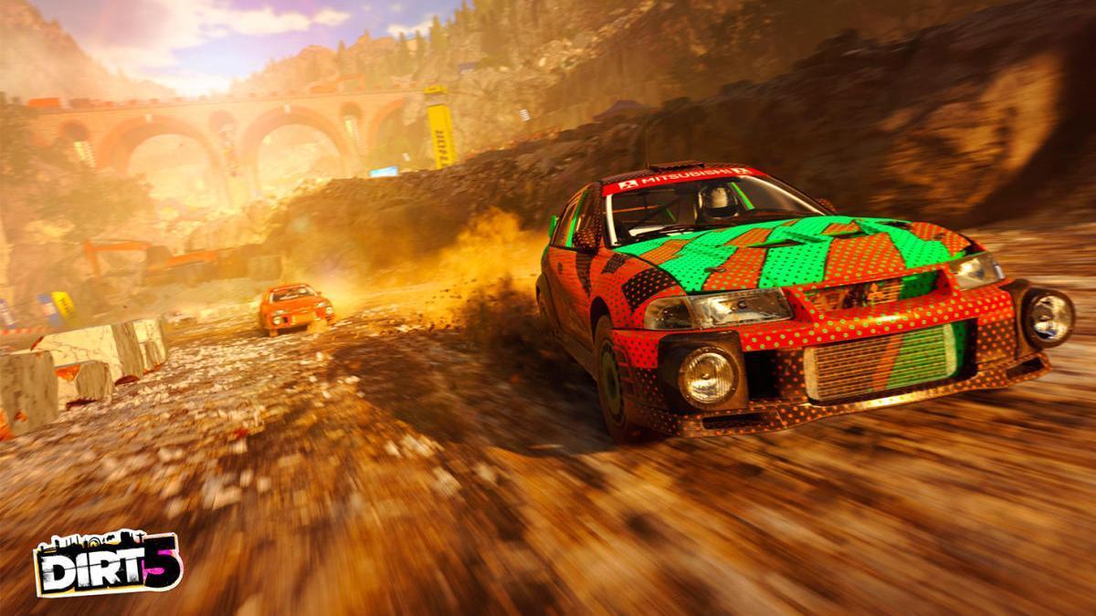 DiRT 5, ponemos a prueba el título de la serie de conducción en PS5.