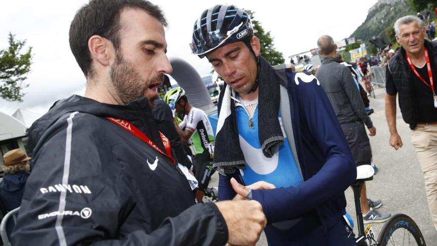 Ocho meses de tensa espera para Jaime Rosón hasta la ratificación de su sanción por parte de la UCI