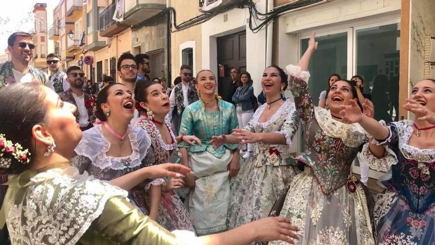 Benitatxell aplaza sus fiestas de mayo de la Rosa