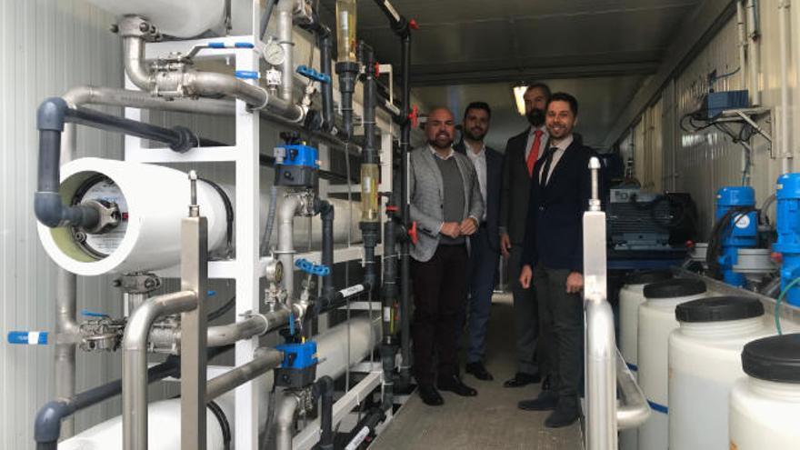 Aqualia ofrece una solución sostenible  al histórico exceso de nitratos en el agua