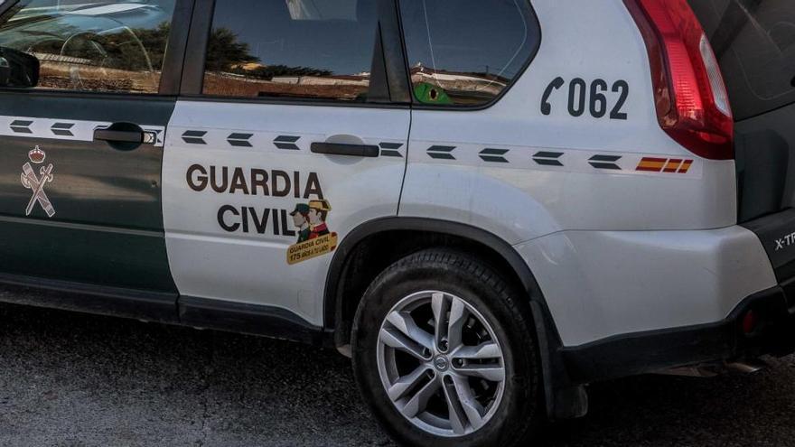 La Guardia Civil se incauta de 500 kilos de hachís en Tarifa y detiene a tres personas