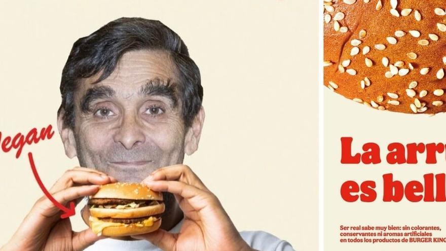 "Adolfo Domínguez ""se come"" a Burger King"
