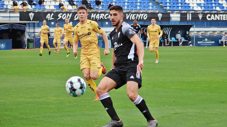 El Marbella FC, a tres finales de la permanencia