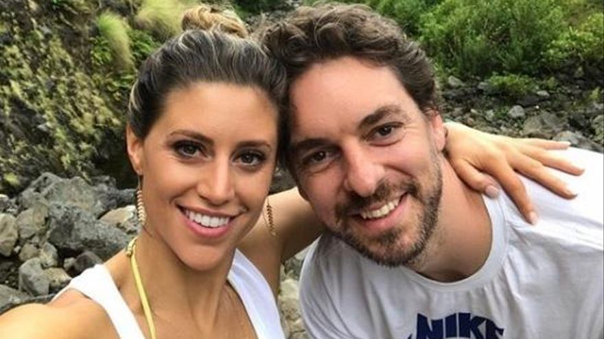 Pau Gasol espera su primer hijo con Cat McDonnell