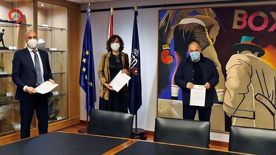El CSD ratifica el descenso del Dépor