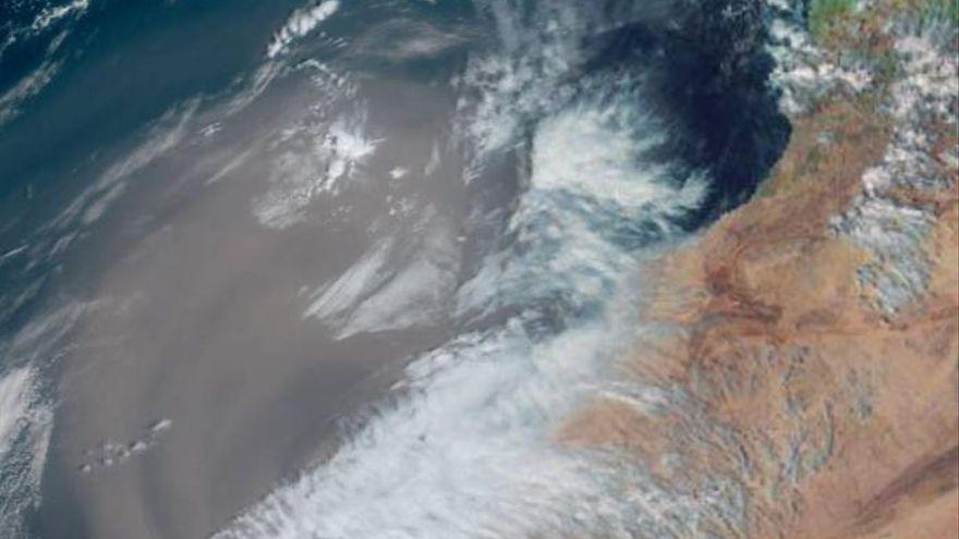 Canarias se salva de la calima