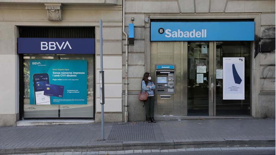 El BBVA plantea el despido de 248 empleados en la Comunitat Valenciana