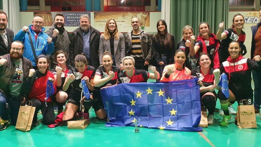Muro acoge un evento europeo del programa Erasmus+ Sport and Dialogue
