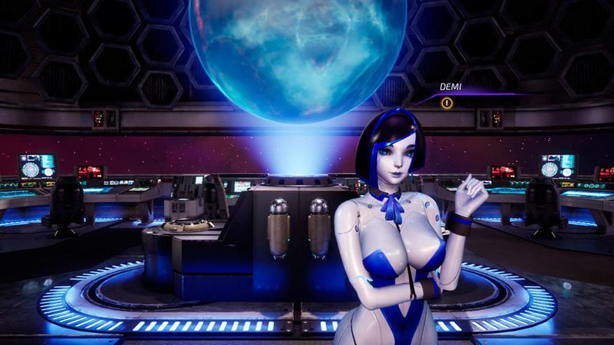 'Subverse': el videojuego erótico espacial explota en Kickstarter