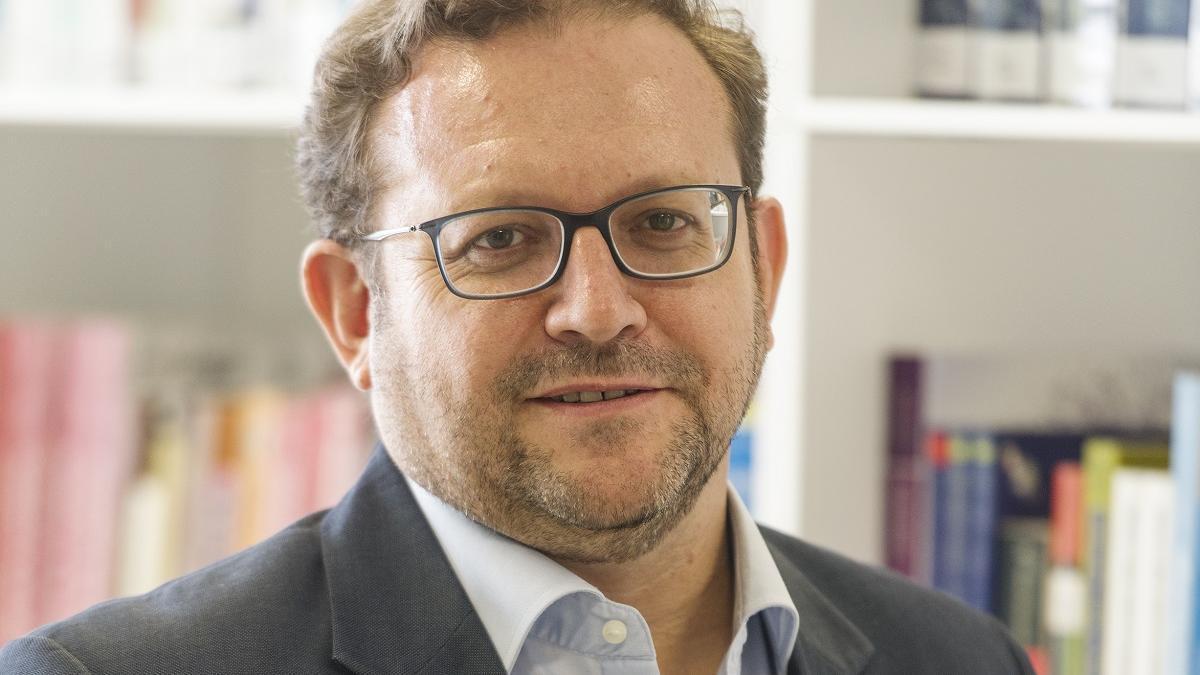 Pedro Caldentey, dir. dpto. de Economía de la Universidad Loyola